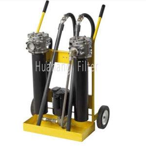 Parkerの移動式油純化器5MFP/10MFP