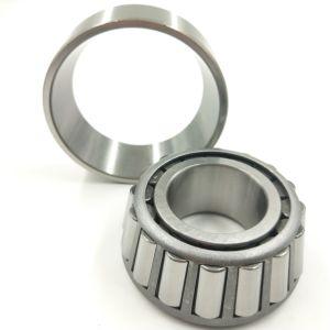 Cono/Rodamiento de rodillos cónicos de la esquina de color negro/chaflán/Edge la Fabricación de cojinetes de acero cromado 67048/10