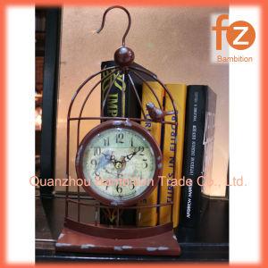 2018 Novo Estilo de relógio de parede Relógio de aves Relógio Arte Fz016022