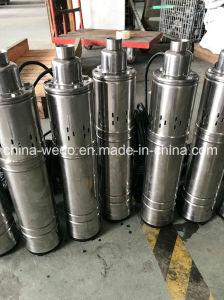 5qgd2.5-75-0.75 pompe en acier inoxydable électrique interne