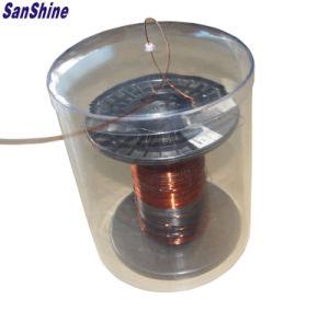 Bombín de la bobina de cable Cable de cobre de la cubierta (barril coiler)
