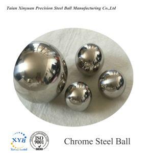 Gcr15 a esfera de aço cromado 25,4mm G10 1 polegada de esferas de aço 52100