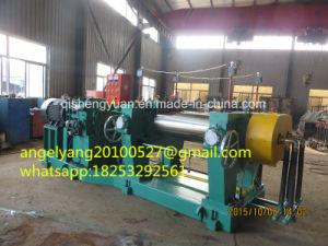 Xk-550/dos rollos de mezcla de goma/Molino Molino de mezcla abiertos (CE & ISO9001)