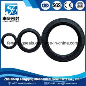 Авто деталей двигателя Tc NBR черная резиновая масляного уплотнения