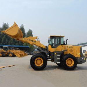 Lader van het Wiel van de Machines van de bouw 5ton de Chinese met Prijs