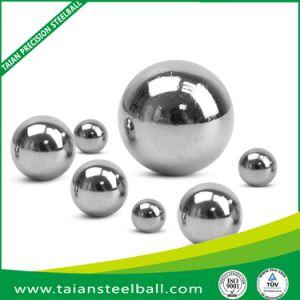 AISI1045 1/8'' la bola de acero de carbono para piezas de bicicleta