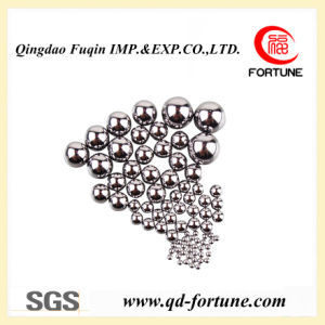 La bola de acero inoxidable (AISI 304/304L 316/316L)