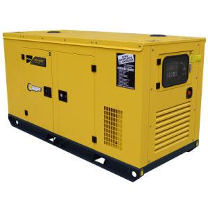 48kw Groupe électrogène diesel de type silencieux avec moteur Fawde