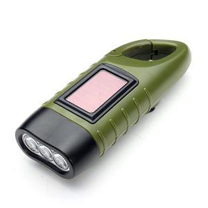 Dynamo De La 3 Del Lampe Torche Solar Manivelle Power Chargeur XuPkOZi