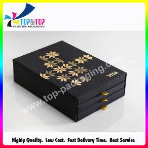 Выдвижной ящик типа картонную коробку бумаги оптовой сдвижной Подарочная упаковка
