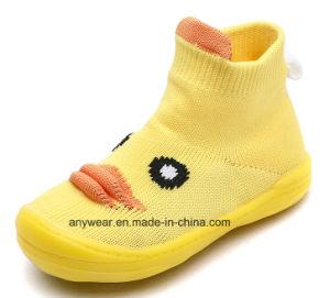 Confort Flyknit calcetines bebé zapatos (186)