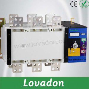 Schakelaar van de Overdracht van de Reeks 1000A van Hgld 400V 50Hz de Automatische