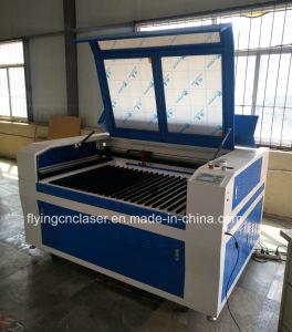 Laser CNC em mármore, madeira de gravura do Cortador de tecido de acrílico