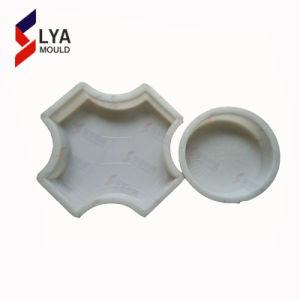 Пластиковый Найджелом Пэйвером камня пресс-форм для цемента взаимосвязанных этаже плитка