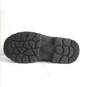 Anti-Smashing Puntera seguro laboral Calzado de seguridad