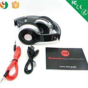 Cuffia stereo di sport del trasduttore auricolare della cuffia avricolare senza fili di Bluetooth
