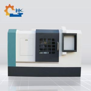 Ck32L Benchtop 작은 CNC 선반 축융기 도는 센터