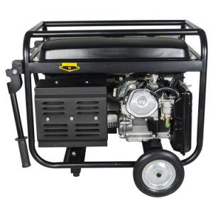 세륨과 Soncap Certificate를 가진 2500W Rated Power Gasoline Generator 3000
