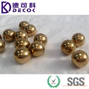 5mm 5.556mm H62 a esfera de cobre de boa qualidade e alta precisão