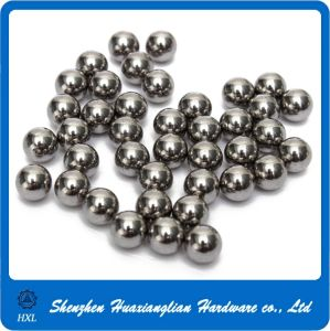 Polissage de haute précision rondes en acier inoxydable BILLE solide