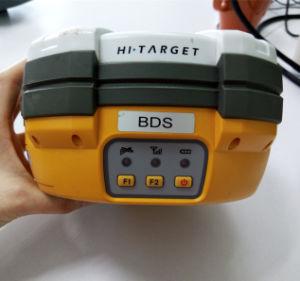 Pesquisa de edifícios ou Pesquisa de construção com V30 Gnss Hi-Target RTK GPS GPS RTK Rover e base de dados