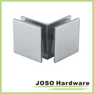 90 градусов скошенной стекла стеклянной душевой302-90 Clip (BC)
