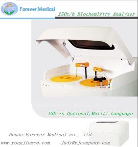 Analizzatore Pieno-Automatico umano o veterinario di biochimica con l'incubatrice in Espanol
