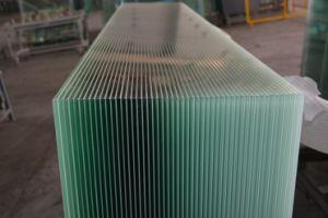Segurança Spandrel cerâmica decorativa chuveiro porta de vidro temperado com SGCC ANSI HOMOLOGAÇÃO CE