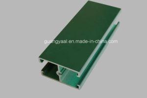 Portelli di alluminio di vendita dell'espulsione 6000s del rivestimento superiore della polvere e profilo di Windows