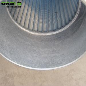 Fornitore della Cina dei filtri per pozzi dell'acqua del PVC spostato collegare continuo della scanalatura