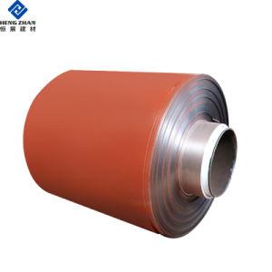 Enduit de couleur pré en aluminium peint de la bobine de l'obturateur de rouleau/feuille Fournisseur de prix