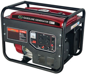 2.5kw Electric Portable Generator Top 170f Portable Gasoline Generator