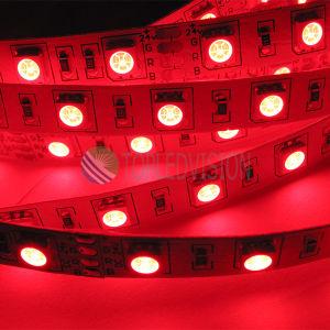CC flessibile 24V dell'indicatore luminoso di striscia di qualità SMD5050 LED 30LEDs/M