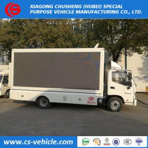 販売のためにトラックを広告するP4 P6 P8 P10 4X2フルカラーLEDの可動装置