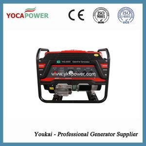 Potência de arrefecimento a ar 5.5kVA conjunto do gerador a gasolina portátil