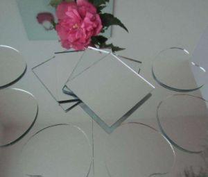 Hoja de aluminio de 1,6mm de claro cristal espejo