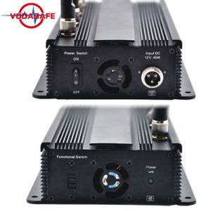 Frequenza ultraelevata di VHF di GPS dello stampo di WiFi del telefono e tutta l'emittente di disturbo 3G 4G, emittente di disturbo GSM850/900, DCS, UMTS, 4G Lte, WiFi 16W di frequenza