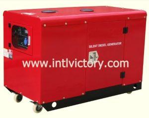 Einzeln-Zylinder 3kVA-10kVA kleine bewegliche Generator-Sets