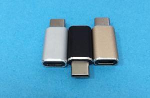 Высокое качество USB 3.1 типа C разъем Micro-USB 5p адаптер для женщин