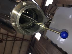 В порошок для смешивания Машины для сухой порошок заслонки смешения воздушных потоков (в форме серии CMPV заслонки смешения воздушных потоков)