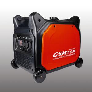 La potencia nominal 5.5kw Generador Gasolina