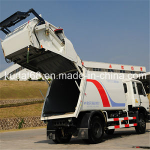Compressão Dongfeng (5122ZYS caminhão de lixo)