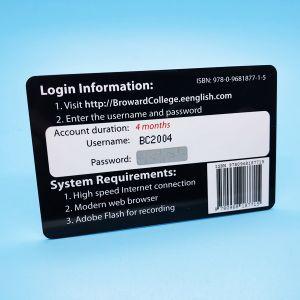 La RFID MIFARE Classic 13.56MHz 1K S50 Carte de membre VIP