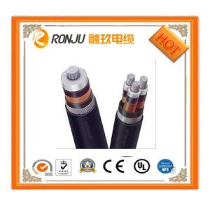 Cavo di controllo flessibile isolato XLPE di rame del fodero del PVC del conduttore 4mm2 con il certificato del ccc