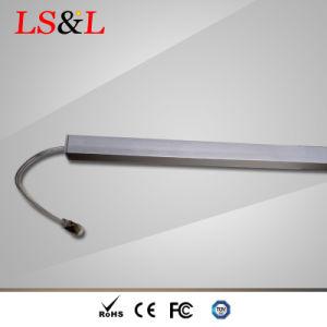 À prova de LED para Interior/Exterior Linear de iluminação decorativa no Canto da barra de iluminação doméstica