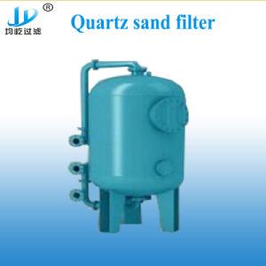 プールの水処理の産業使用された水晶砂フィルター
