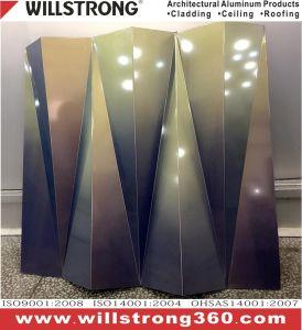Anti-UVzusammengesetzte Aluminiumbeschichtung des Panel-PVDF