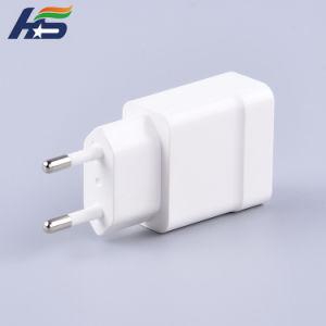 Мобильный телефонный адаптер зарядного устройства постоянного тока 5,0 В зарядное устройство с двумя портами