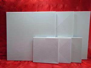 Mattonelle di alluminio del soffitto di prezzi di costo del rivestimento della polvere del fornitore della Cina
