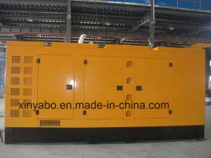 Fabricación Generador Diesel Cummins con ATS Powered by